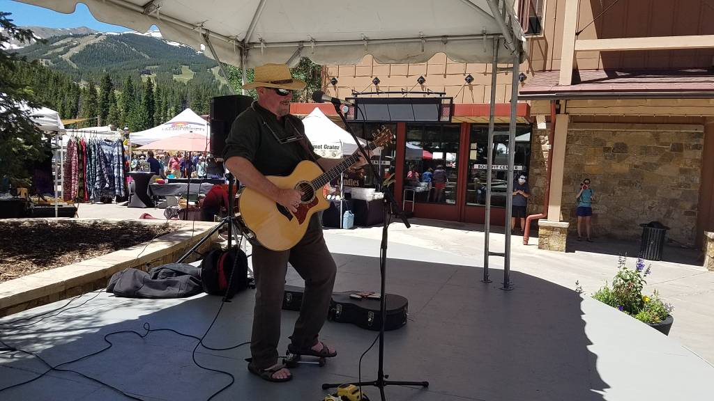 2018 Breckenridge Summer Farmers Market