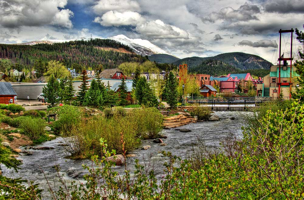 breckenridge colorado summer